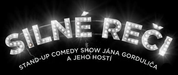 Silné Reči stand-up comedy