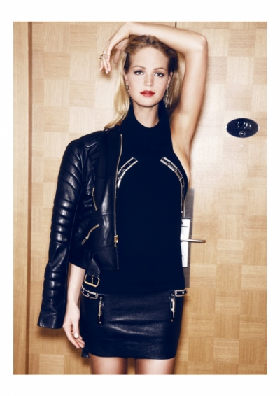 Make-up Artist Hairdresser - Madame Figaro, Erin Heatherton Makeup