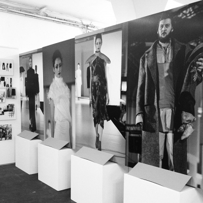Beth Morton - London Graduate Fashion Week 2014