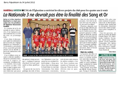 Archives Vierzon Handball -