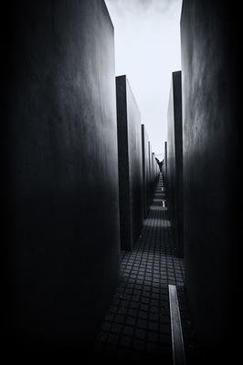Hans-Georg Kokott Fotografie - Holocaust Denkmal