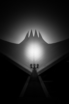 Hans-Georg Kokott Fotografie - Tempodrom