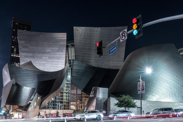 Hans-Georg Kokott Fotografie - Walt Disney Concert Hall