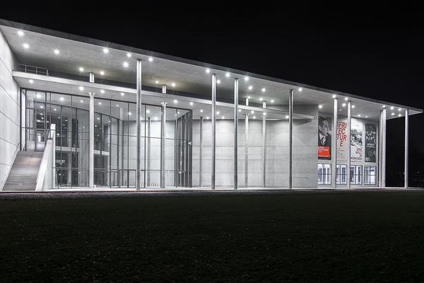 Hans-Georg Kokott Fotografie - Pinakothek der Moderne