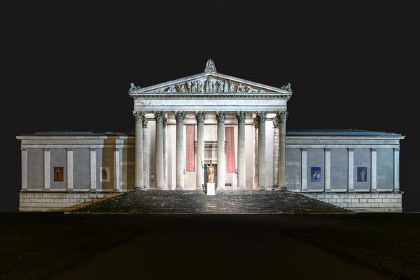 Hans-Georg Kokott Fotografie - Staatliche Antikensammlung