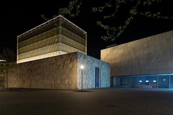 Hans-Georg Kokott Fotografie - Ohel Jakob Synagoge