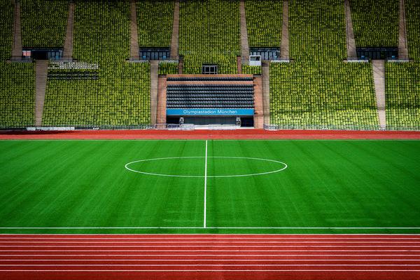 Hans-Georg Kokott Fotografie - Olympiastadion