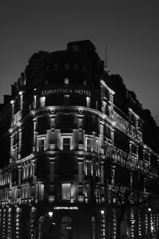 Photography by Ine PH. - Hotel Corinthia in London // 2012