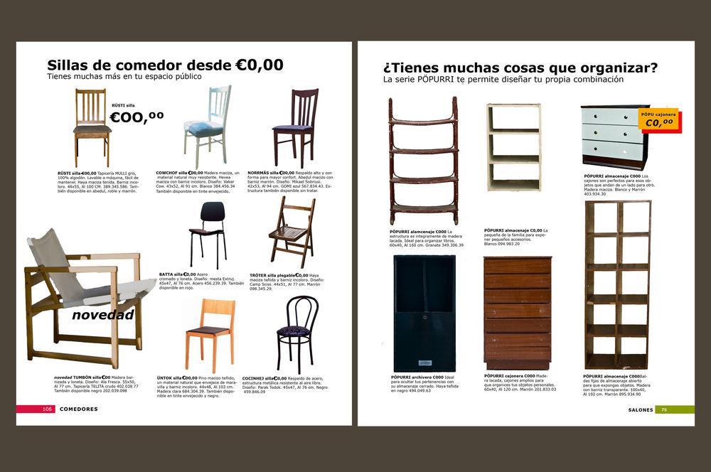 olalla GÓmez - Fakes insertados en los catálogos