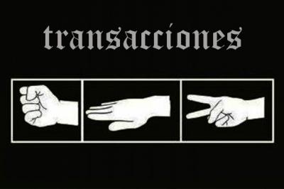 olalla gomez valdericeda - La transacción