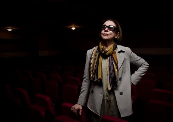 Paula Giolito - Fernanda Montenegro