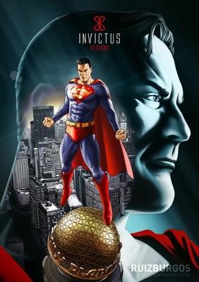 RUIZ BURGOS - SUPERMAN INVICTUS