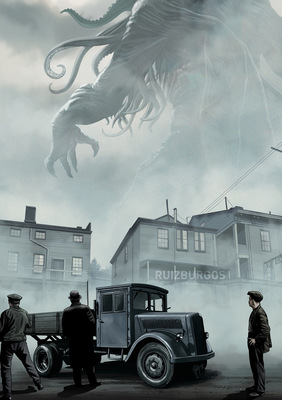 RUIZ BURGOS - LOVECRAFT
