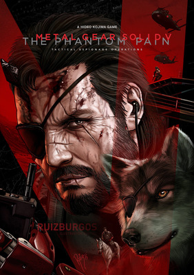 RUIZ BURGOS - METAL GEAR SOLID V