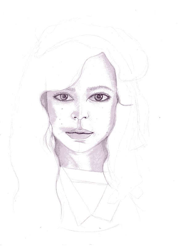 emma pryce illustration - Study 1