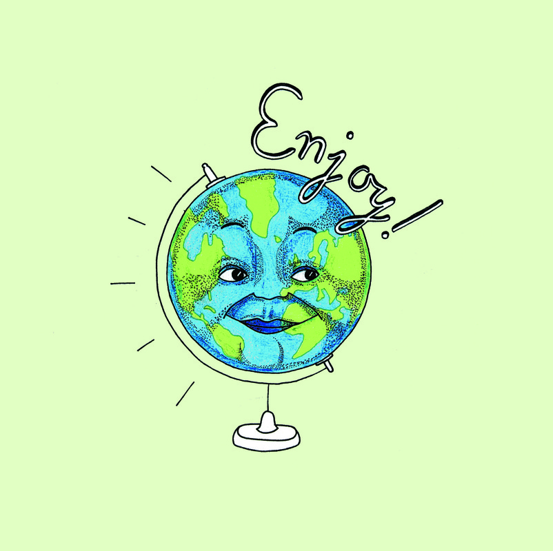 emma pryce illustration - Earth Day