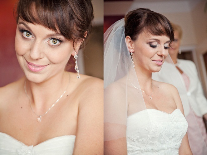 Aleksandra Lipińska MUA - wedding day