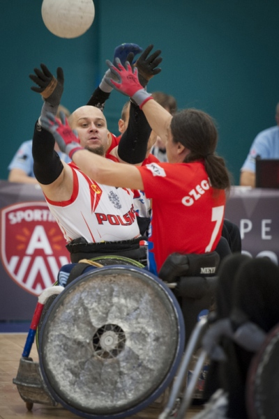 estibalitzphotography - Wheelchair Rugby International Championship 2013