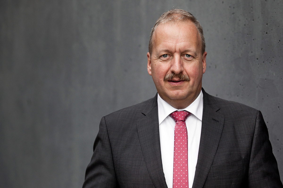 Matthias Eckert | Fotograf aus Weimar/Thüringen - Jörg Geibert | Ehem. Innenminister Thüringen