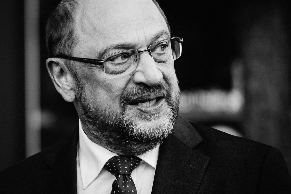 Matthias Eckert | Fotograf aus Weimar/Thüringen - Martin Schulz | SPD-Vorsitzender