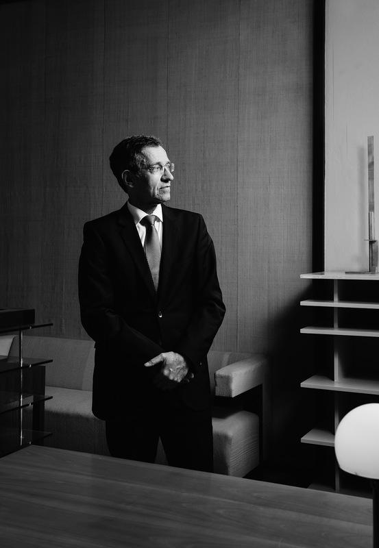 Matthias Eckert | Fotograf aus Weimar/Thüringen - Prof. Dr. Winfried Speitkamp | Präsident Bauhaus-Universität