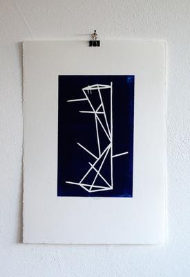 Vincent Leinweber - Der heilige Sebastian am Baume