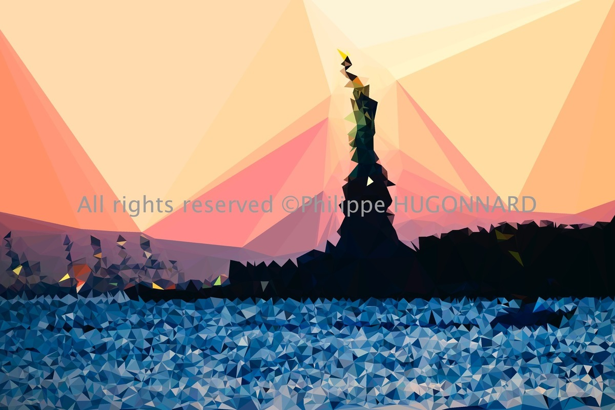 Philippe Hugonnard Photography - Philippe Hugonnard has created an original collection of stylised digital art, entitled Low Poly NYC ART. The artist has sought to highlight the geometric shapes and angles of New York's architecture whilst drawing inspiration from 3D modelling. More than 200 artworks are available to view now.