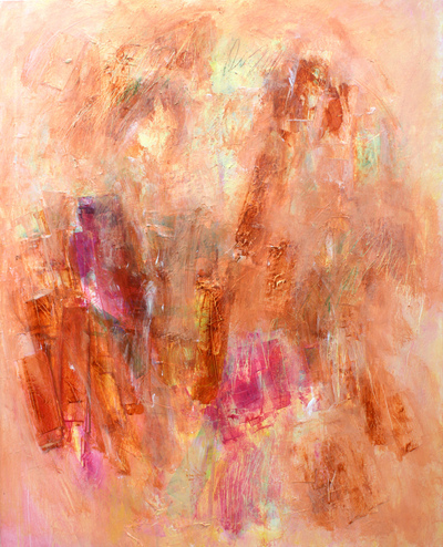 Haydn Dickenson - Artist - An Die Freude SOLD