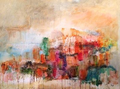 Haydn Dickenson - Artist - Echo 3 SOLD