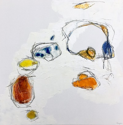Haydn Dickenson - Artist - Untitled