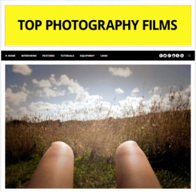 Top Photography Films