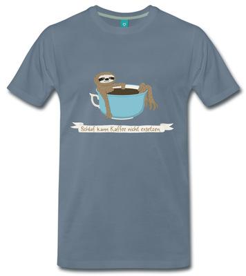Fliegende Fische - Schlaf kann Kaffee nicht ersetzen