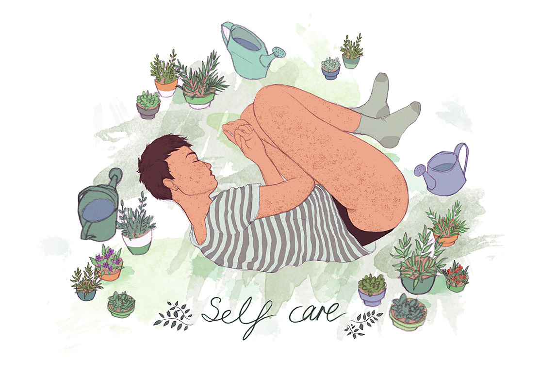 Illustration by Laura Wilson -