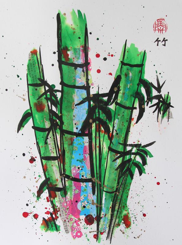 ArtByRemy - Bambous 3