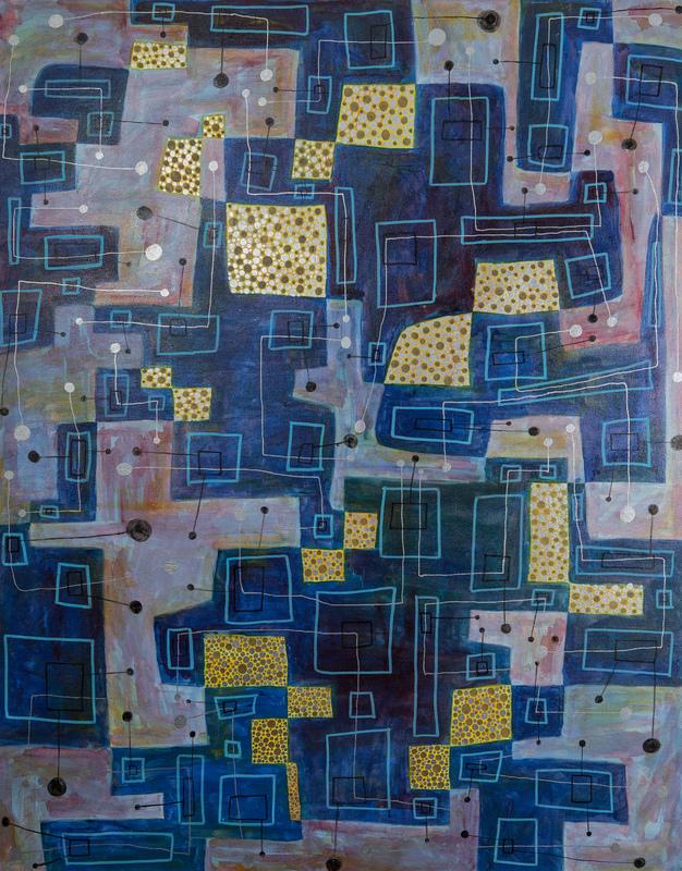 ArtByRemy - City puzzle 2