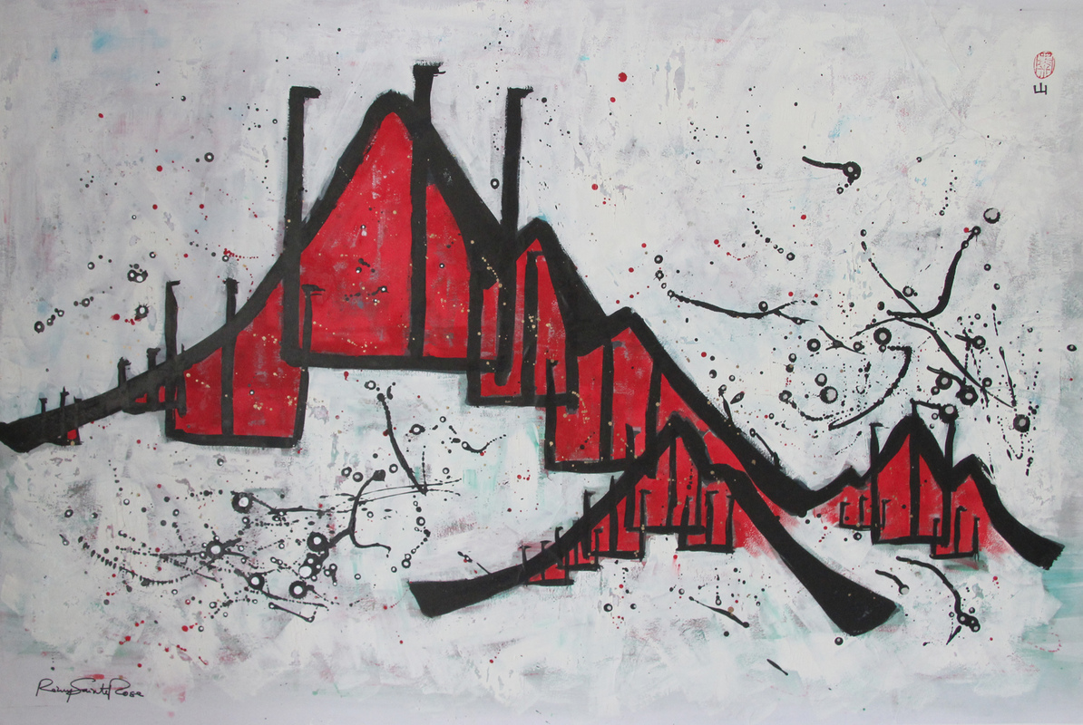 ArtByRemy - Montagne et caractère
