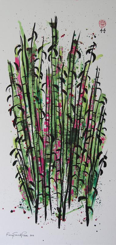 ArtByRemy - Bambous1
