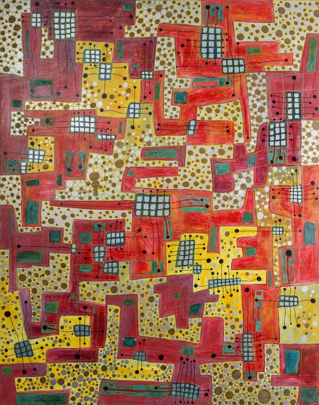 ArtByRemy - City puzzle 1
