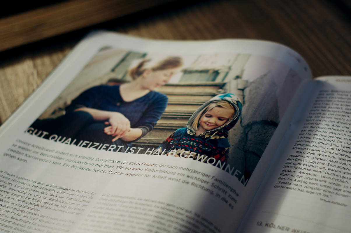 photography - Känguru - Familienmagazin Köln-Bonn / Nr.9 / 2012