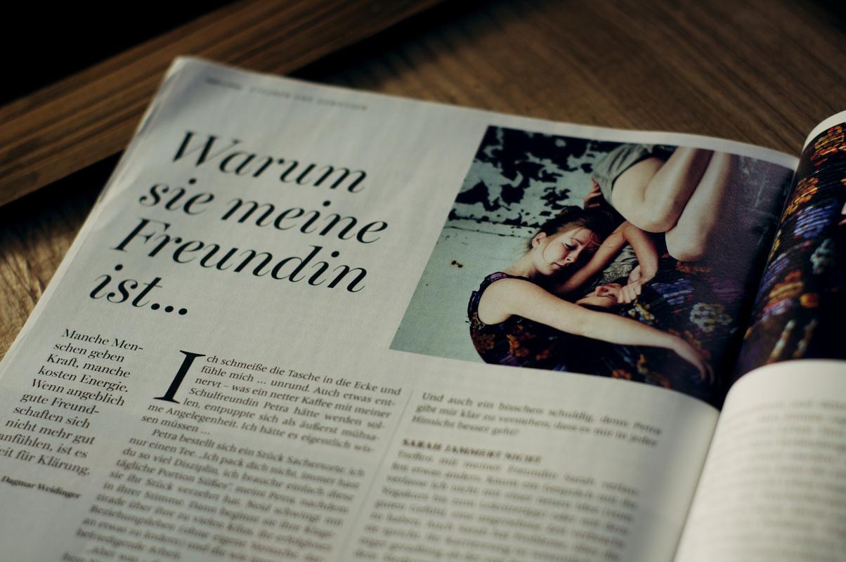 photography - Welt der Frau / Nr.9 / Österreich / 2013