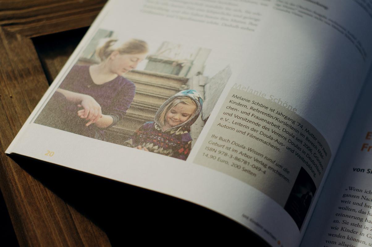 photography - Mit Kindern wachsen / Arbor Verlag / Nr.1 / 2012