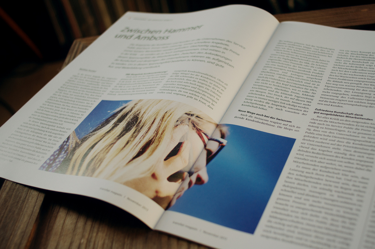 photography - Transfair Magazin / Nr.8 / Schweiz / 2013