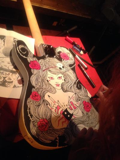 kitsune art -