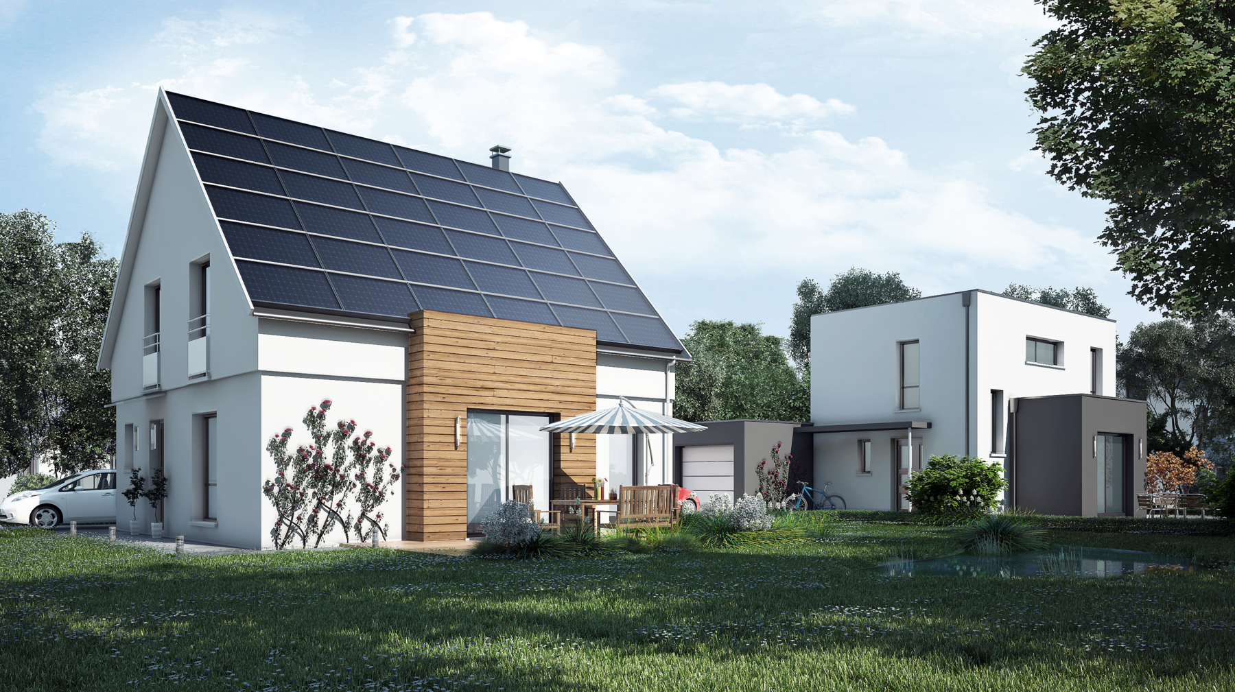Architecture project 39 image for Tarif maison individuelle