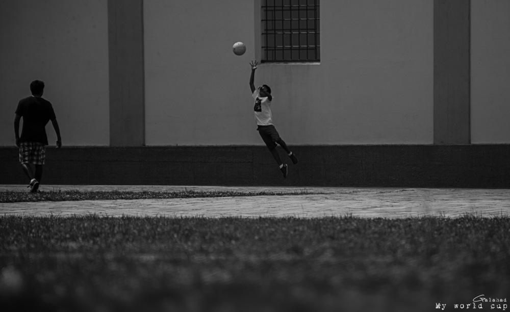 Galahad - My world cup..
