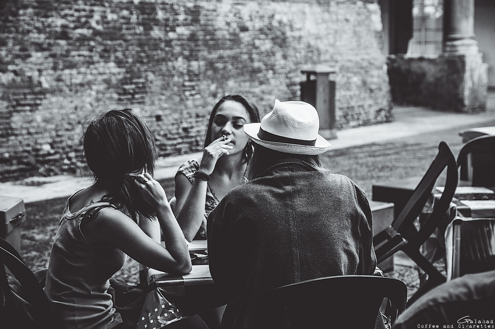 Galahad - Coffee and Cigarettes..