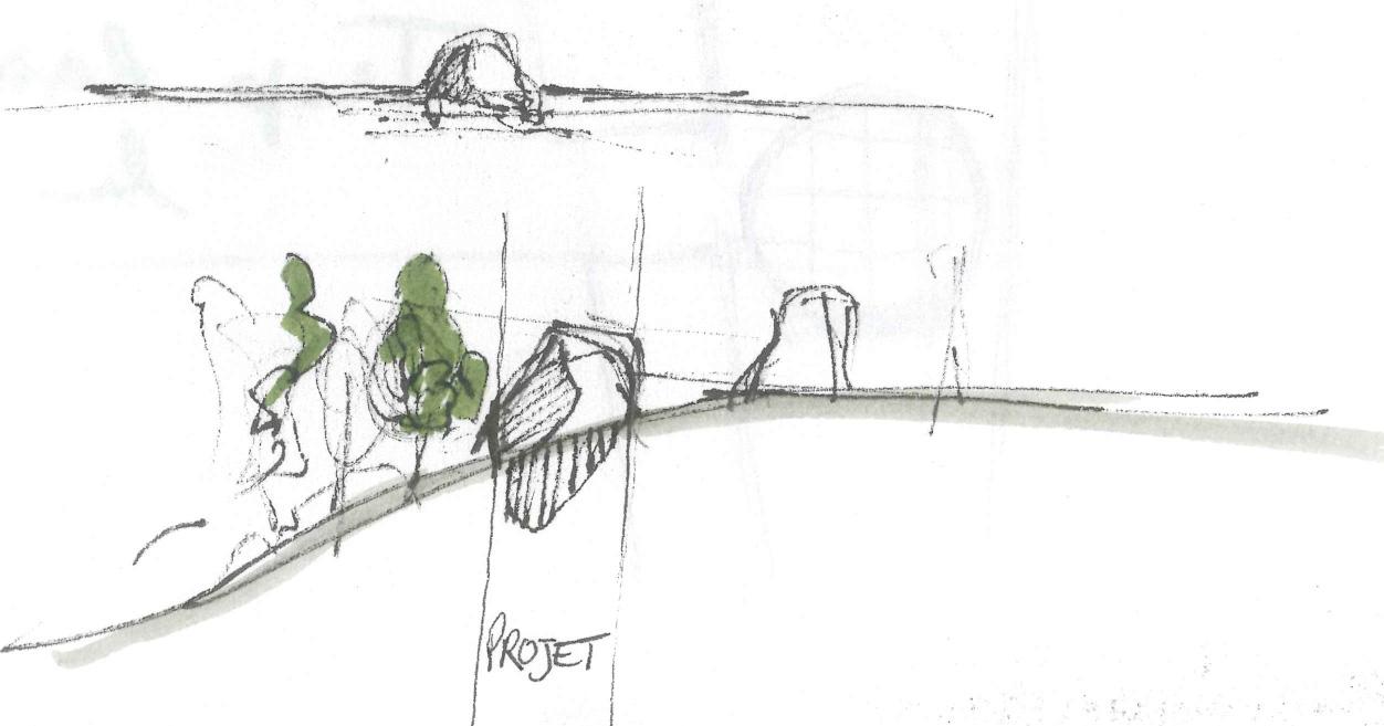 dumas-architectures Lyon - Croquis concept