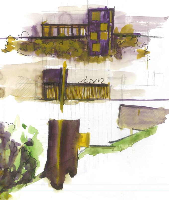 dumas-architectures Lyon - Esquisse