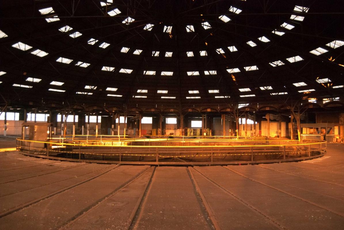dumas-architectures Lyon - Photographie du site existant