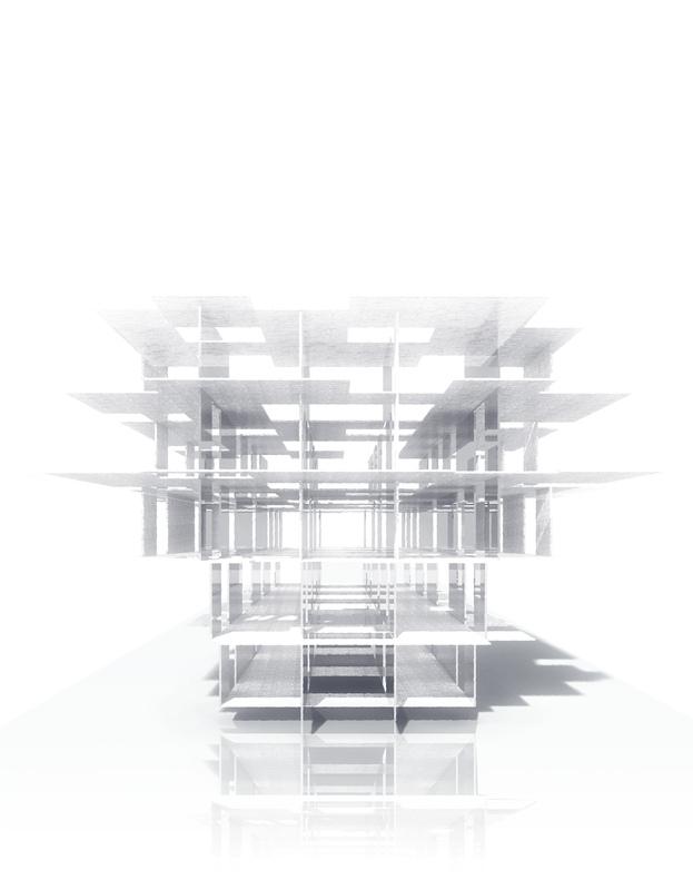 dumas-architectures Lyon - LE MIRAGE Architectures vives, la Grande Motte : Projet non sélectionné